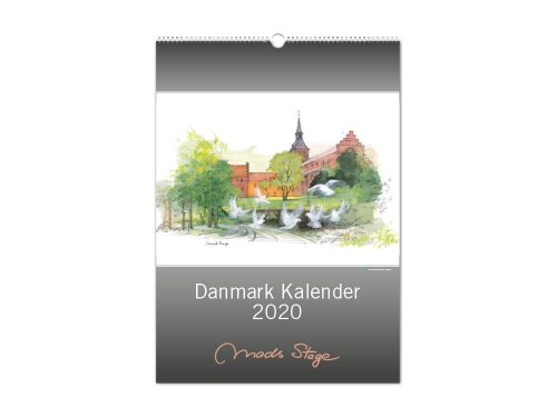Mads Stage Danmark 2020 Panorama